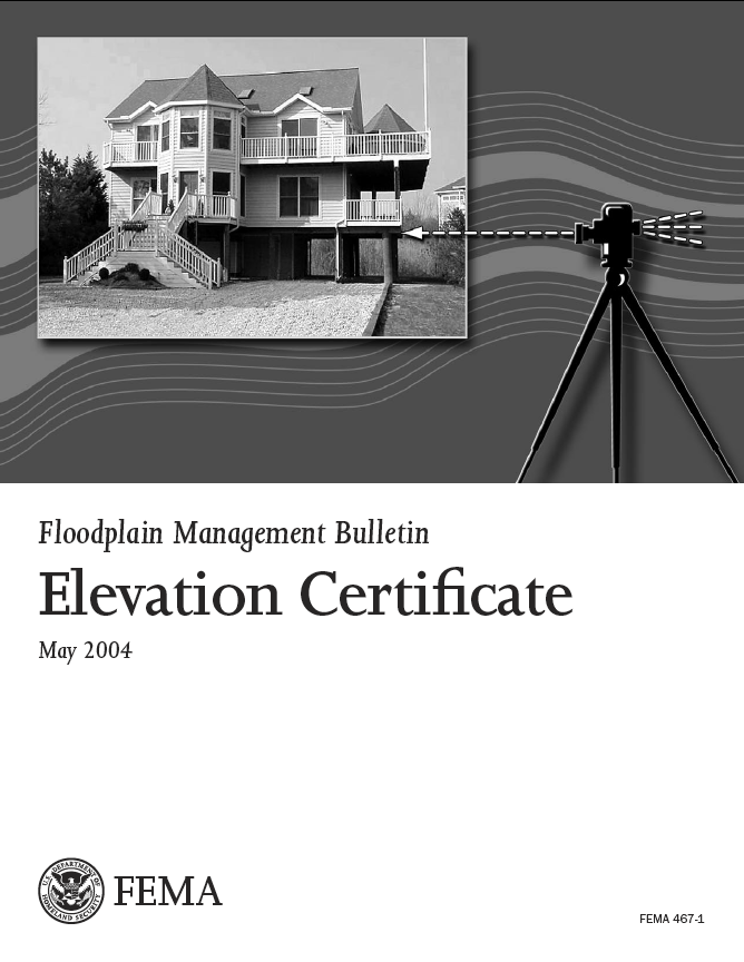 FEMA FP Management Bulletin 467-1
